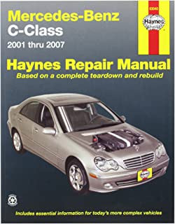 Mercedes benz c class chiltons repair manual chilton automotive repair manual for mercedes benz c class 01 thru 07 fandeluxe