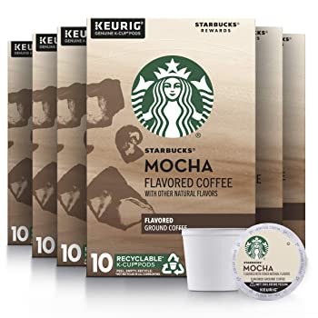 Starbucks White Chocolate Mocha K-cups