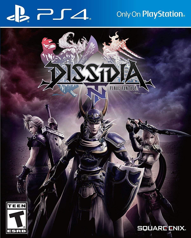 Amazon com: Dissidia Final Fantasy NT - PlayStation 4