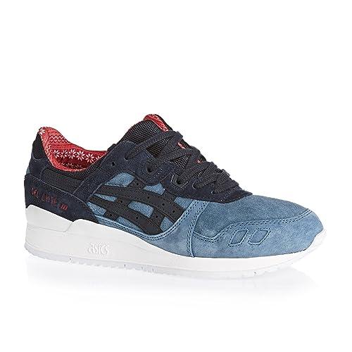 separation shoes 9343d 1e781 Amazon.com   ASICS Gel-Lyte III 'X-Mas Pack' Genuine Leather ...
