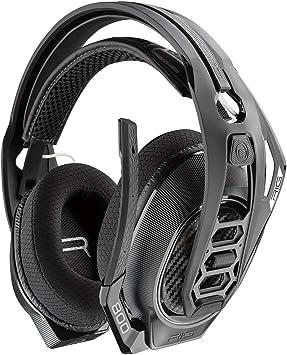 Plantronics RIG 800LX - Auriculares de diadema inalámbricos para ...