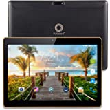 Artizlee ATL-21T Tablette Tactile 3G 10'' HD IPS Display (1 Go de RAM, disque dur 16 Go, Android 4.4 Dual Sim Phablet, Wi-Fi, Bluetooth, OTG) - Noir