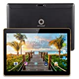 "ARTIZLEE - ATL-21T Tablet 10 pollici (10"") IPS display (3G Dual Sim, Processore Quad Core, Capacità 16GB, RAM 1GB, Wlan / Wifi, GPS, OTG, Funzione di Mobile) - Nero"