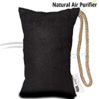 BreatheFresh Vayu Natural Air Purifying Bag, 100% Activated Charcoal. Odour, Allergens and Pollutants Remover