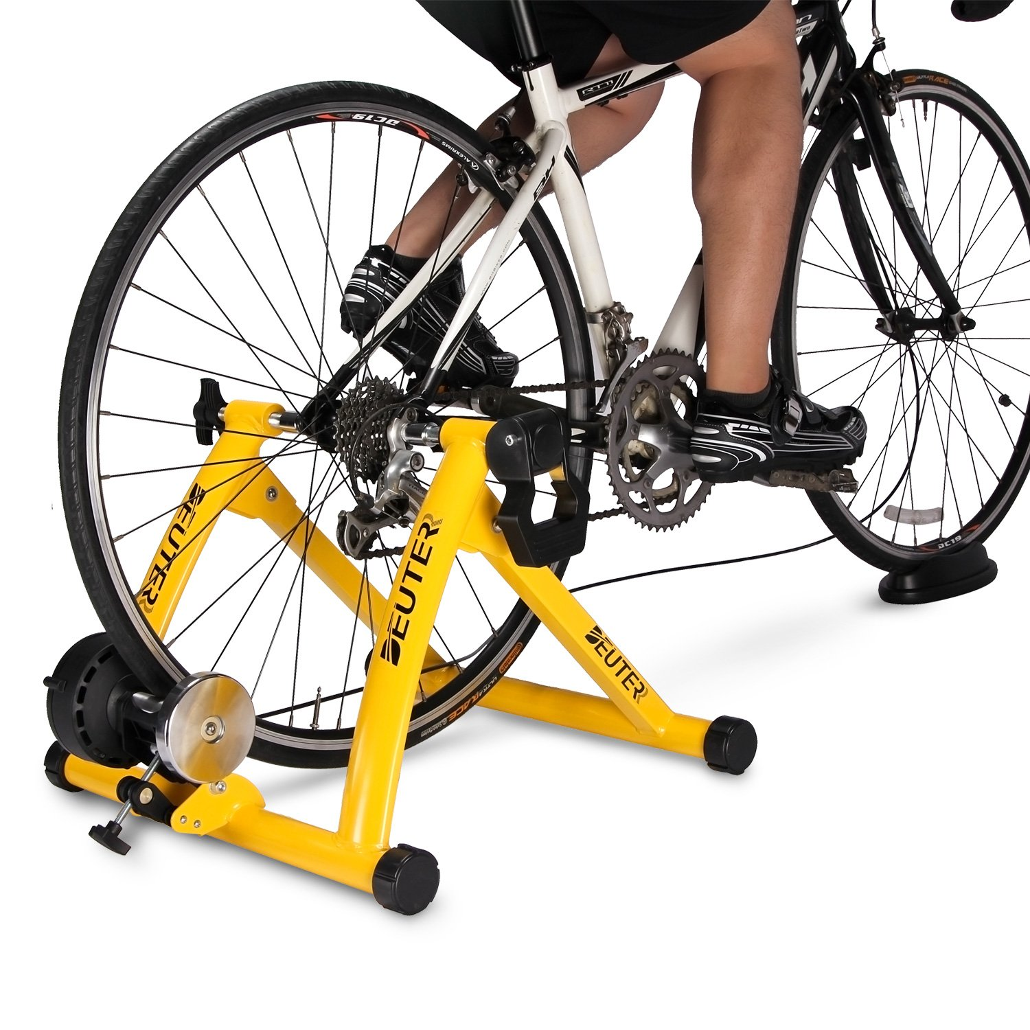 Deuter Bike Trainer Yellow with Controller