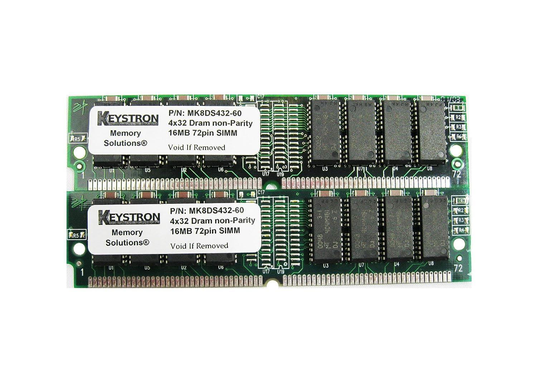 32MB 2x16MB SIMM Memory for Akai Sampler MPC2000 MPC 2000 MPC2000XL MPC 2000XL S2000 S3000XL CD3000XL S300XL RAM by Keystron