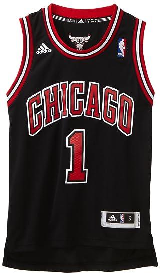 new concept ac449 44149 Amazon.com : NBA Chicago Bulls Derrick Rose Swingman ...
