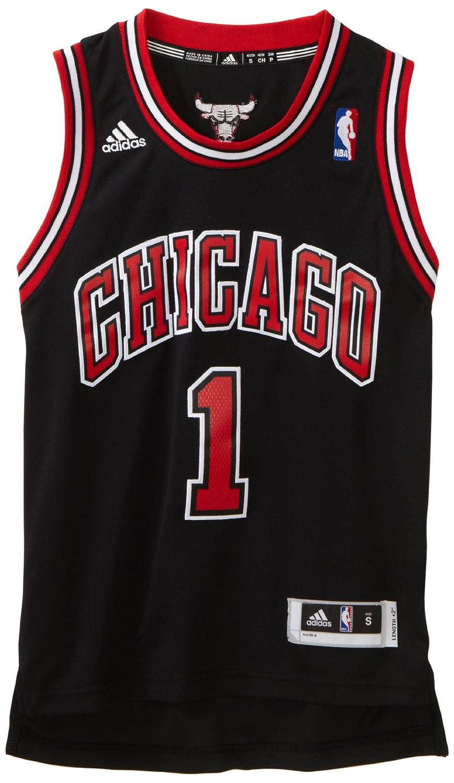 Amazon.com   NBA Chicago Bulls Derrick Rose Swingman Alternate Youth Jersey 7d020b3f4
