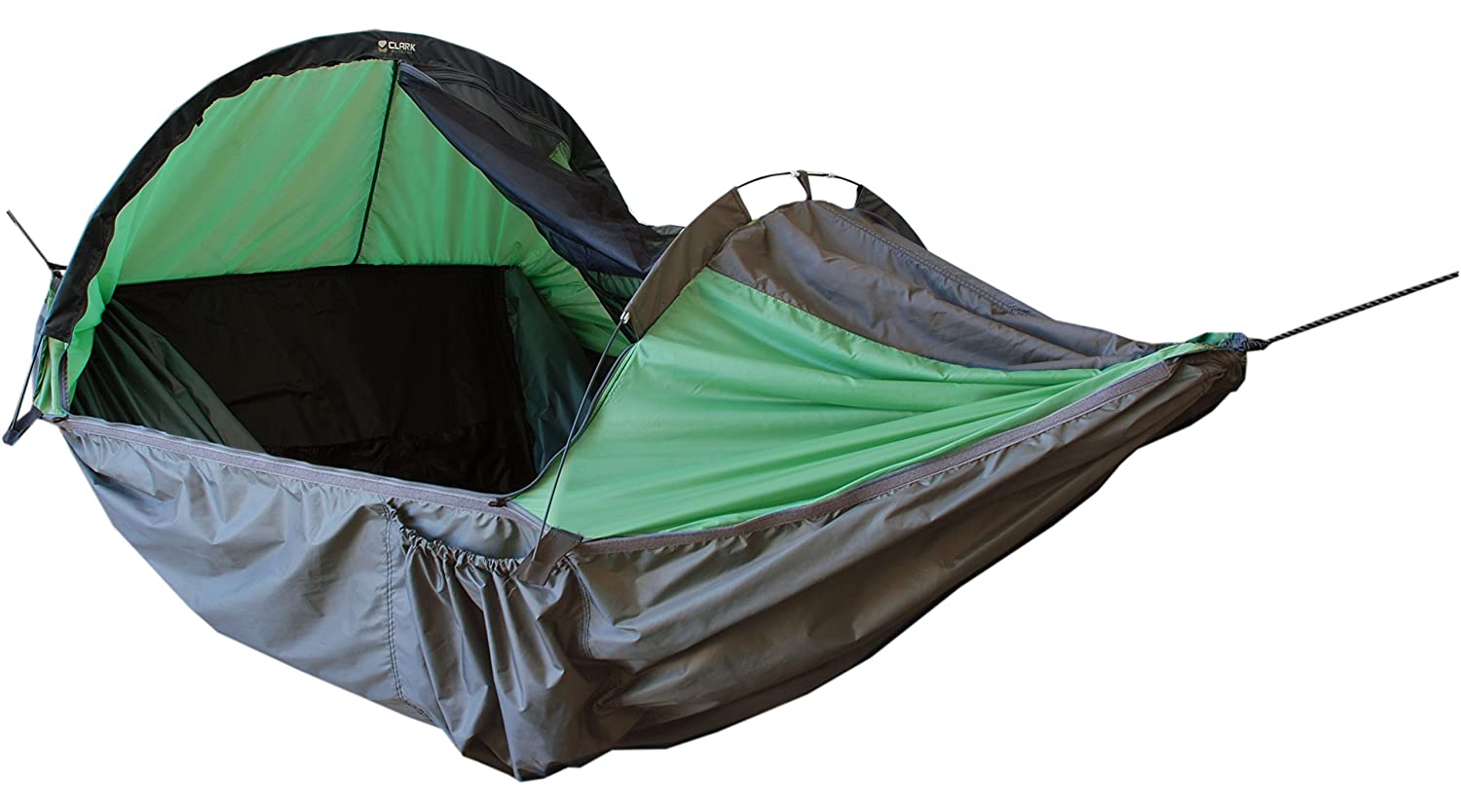 sc 1 st  Amazon.com & Amazon.com : Clark Vertex 2-Person Double Hammock : Sports u0026 Outdoors