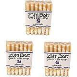 Indigo Wild: Zum Bar Goat's Milk Soap Bar, Almond 3 oz (3 pack)