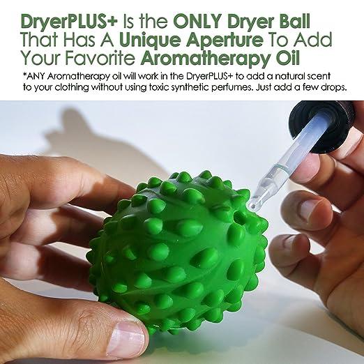 Life Miracle bolas secadoras, el mejor suavizante permanente no tóxico, sin alergias y libre de químicosSustituye al líquido descalcificador, toallitas para ...