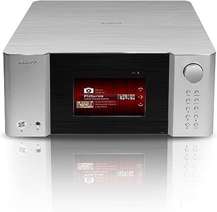 LUXA2 LM300 Touch Pro HTPC Negro, Plata Carcasa de Ordenador ...