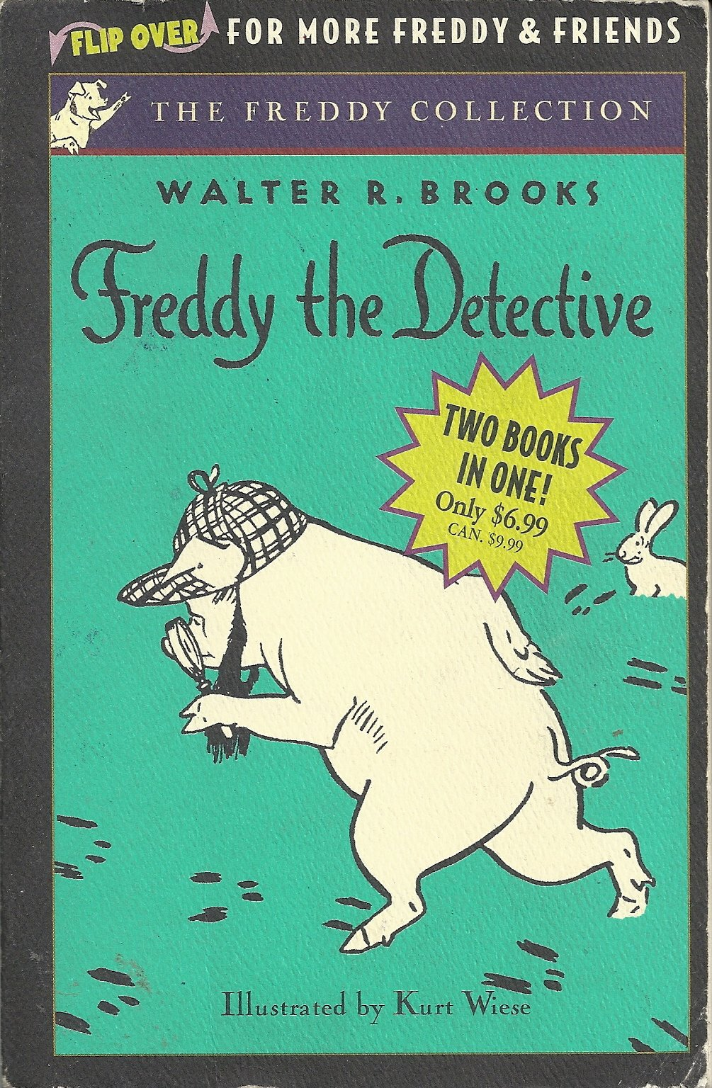 Download Freddy the Detective / Freddy Goes to Florida Flip Book ebook