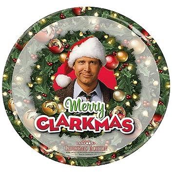 Griswolds Weihnachten.Clark Griswold Christmas Vacation Foto Teller 17 Cm Durchmesser