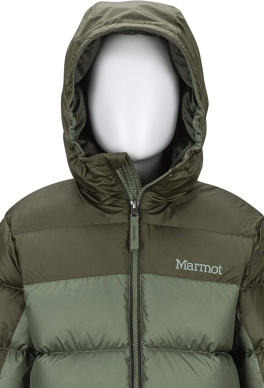 Marmot Boys Guides Down Hoody Chaqueta Ni/ños