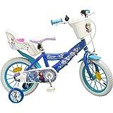 TOIMS Frozen - Bicicletta per Bambino