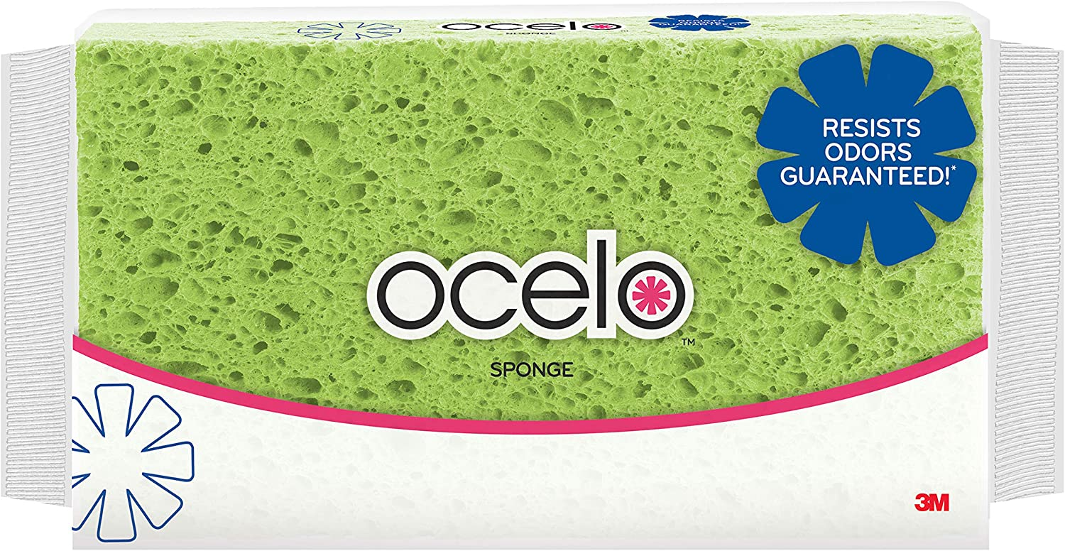 ocelo 7264-T Large Sponge, Colors may vary, Blue