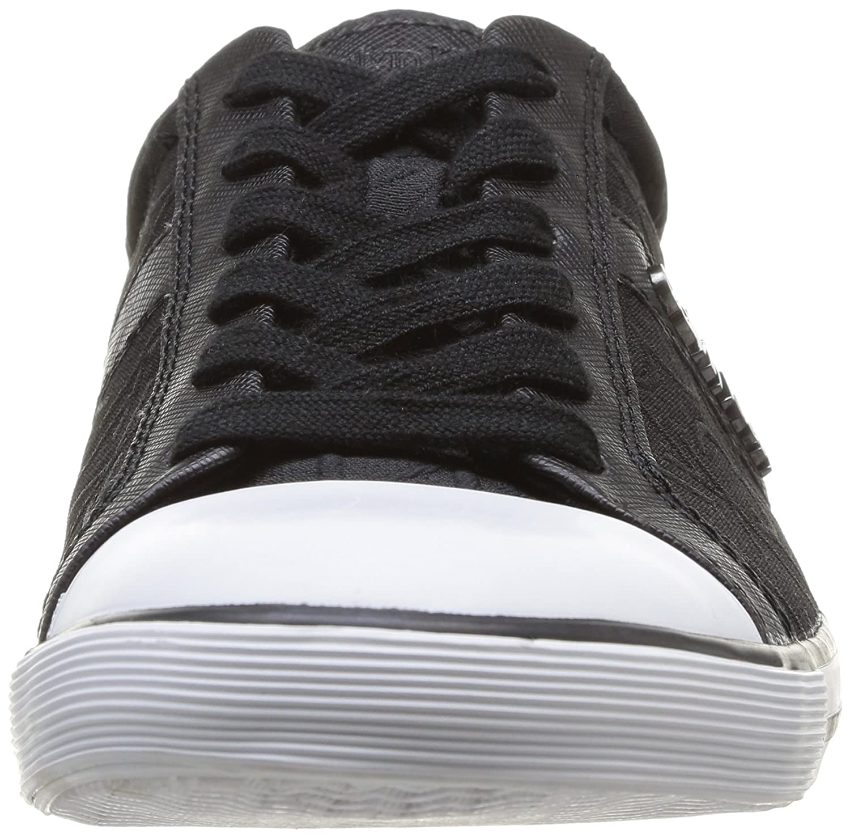Calvin Klein Xola, Mens Hi-Top, Black (Blk), 6 UK (40 EU): Amazon.co.uk: Shoes  & Bags