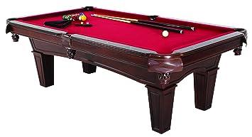 Minnesota Fats Fullerton Billiard Table, 8 Feet
