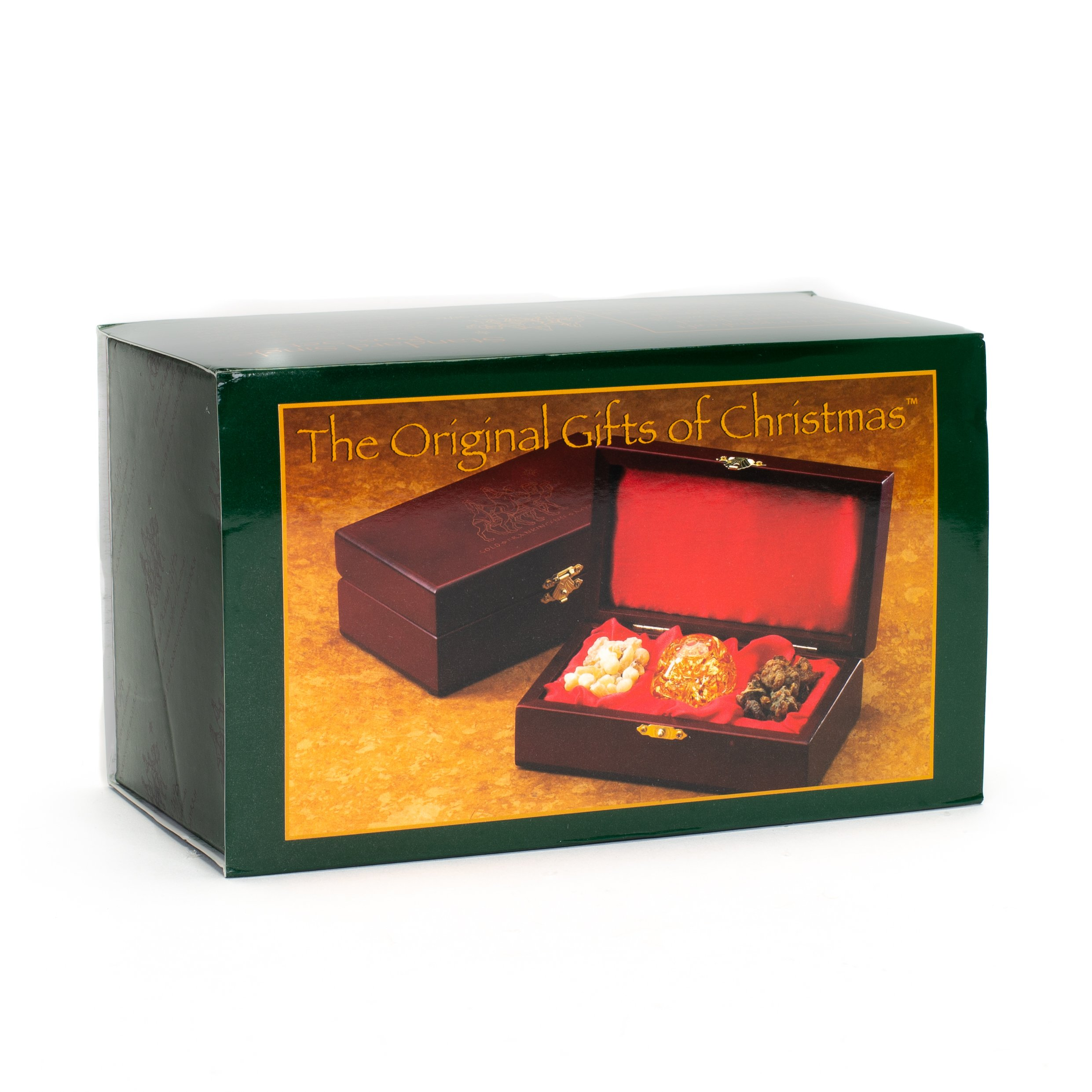 Three Kings Gifts Gold Frankincense and Myrrh Standard Single Box Set, 6 3/4 by 3 3/4 by 2-Inch by THREE KINGS GIFTS THE ORIGINAL GIFTS OFCHRISTMAS (Image #5)