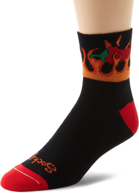 SockGuy Men's Spicy Socks