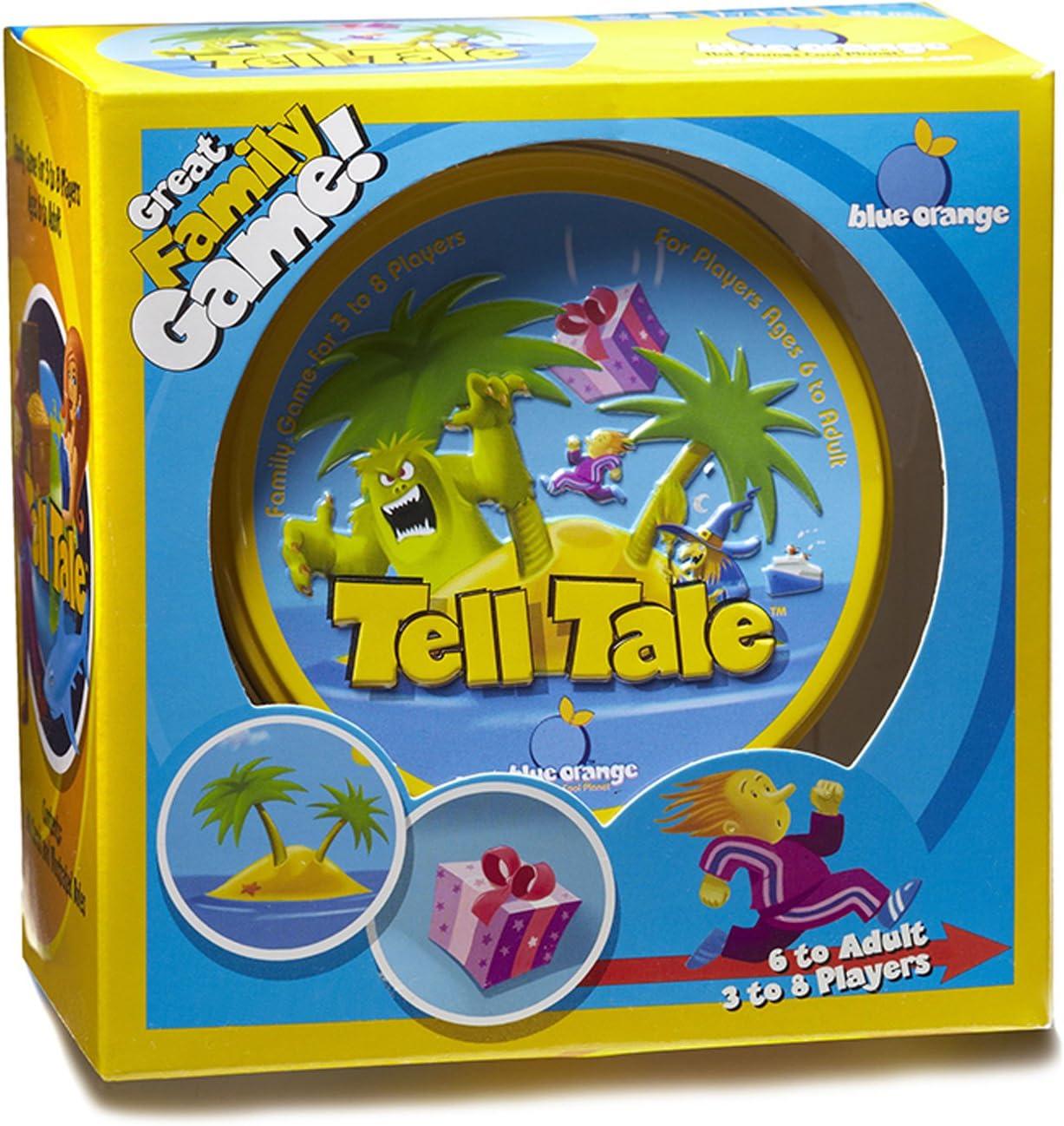Fairytale Edition Tell-A-Tale Game