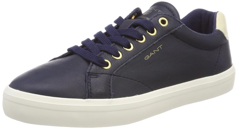 Gant Mary, Zapatillas para Mujer 41 EU|Azul Marino