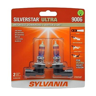 SYLVANIA - 9006 SilverStar Ultra