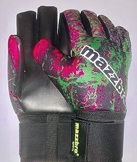 Negative Cut Mazzbro 101 Goalkeeper Gloves New Basic German Latex