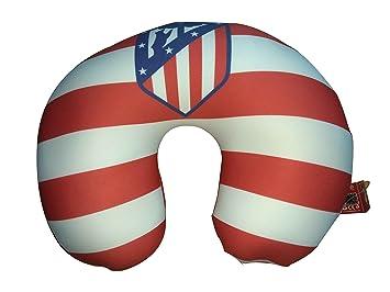 Almohada Cojin Relajante Curva Atlético de Madrid: Amazon.es ...