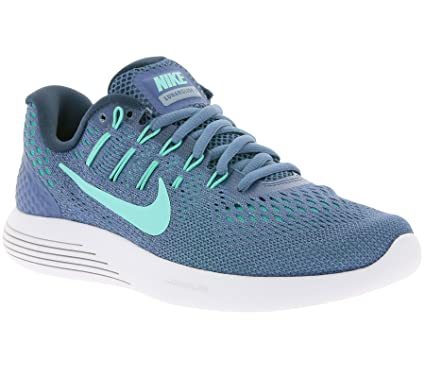 Nike LunarGlide 8 Women's Running Shoe Blue DA4032031