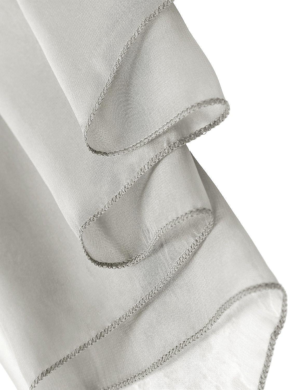 bridesmay Chiffon Elegant Stola Schal f/ür Kleider in verschiedenen Farben