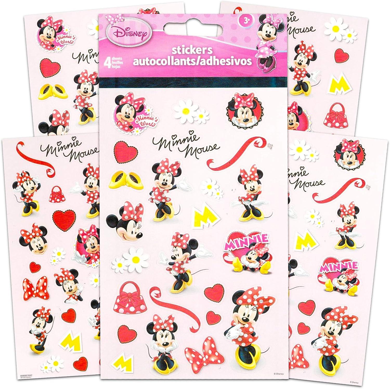 la vie est une aventure 3 Feuilles Autocollants 5 Fun scènes Disney Princesse Sticker Pad