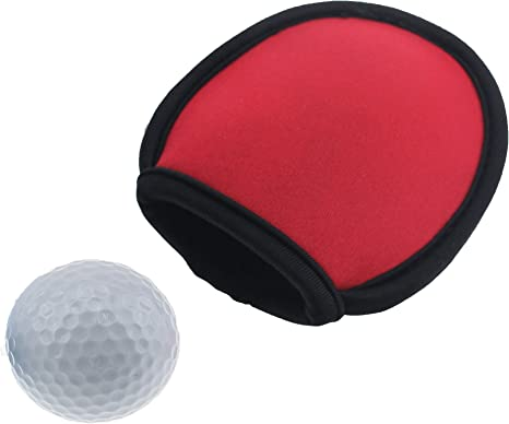 Amazon Com Crestgolf Pocket Golf Ball Washer One Golf Ball And One Plastic Divot Tool For Free Sports Outdoors