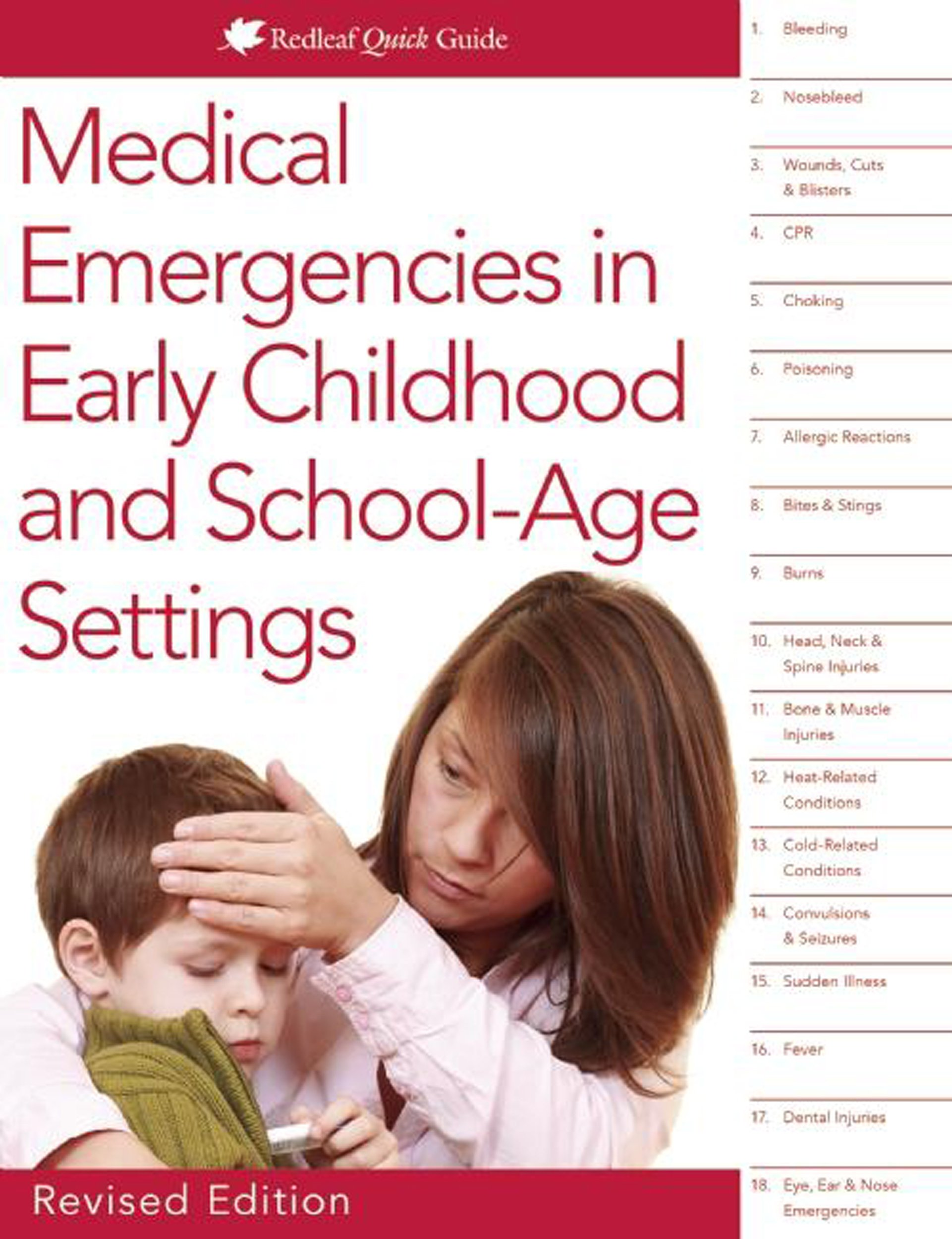 Medical Emergencies in Early Childhood and School-Age Settings (Readleaf Quick Guide) Text fb2 ebook