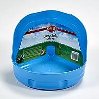 Kaytee Long John Litter Pan (Assorted Colors), 12 oz