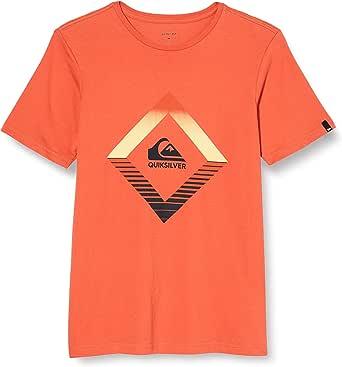 Quiksilver Tropical Mirage - Camiseta para Niños 8-16 Camiseta Niños