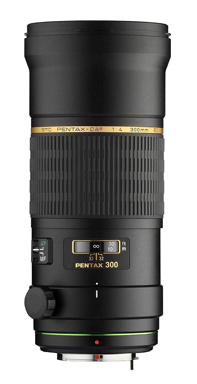 Pentax DA 300mm F/4 ED (IF) SDM Lens
