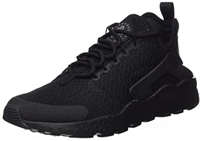 Nike Damen W Air Huarache Run Ultra Laufschuhe,Schwarz ...
