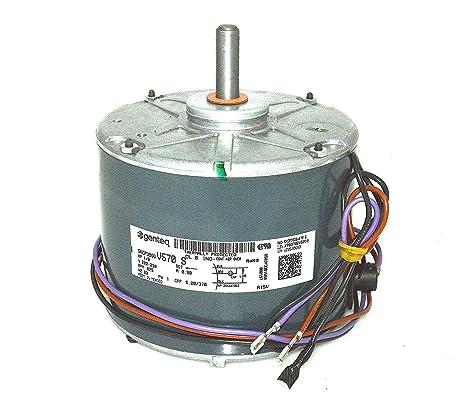 Trane American Standard Condenser FAN MOTOR 1/8 HP 230v X70370245010 on