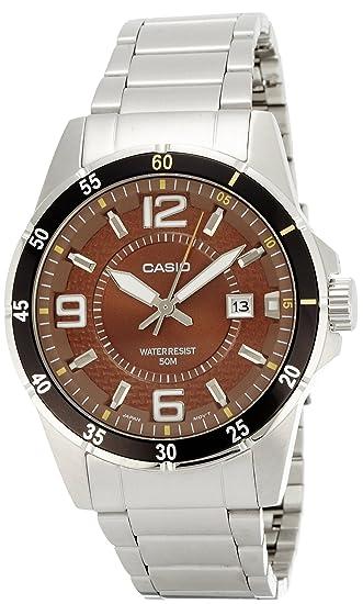 Casio MTP1291D-5AV Hombres Relojes