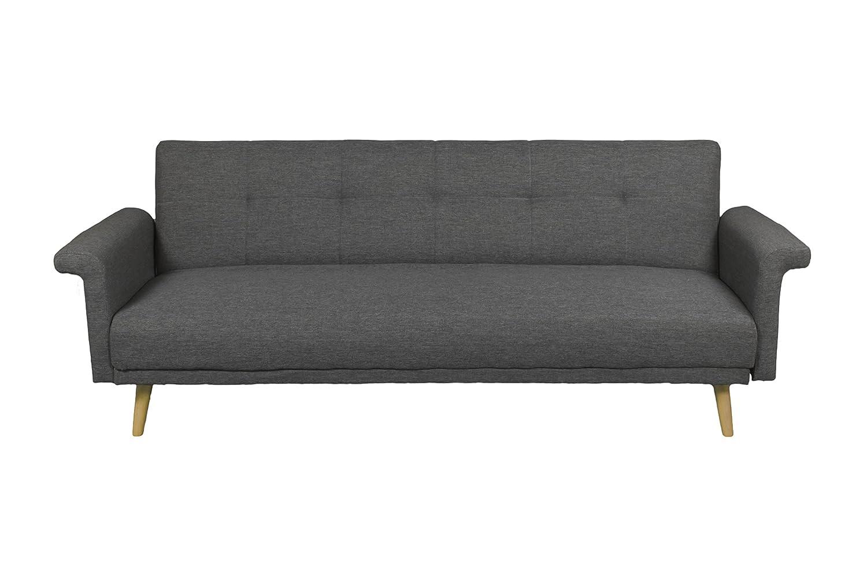 Due-home - Sofa Cama Clic clac, Patas de Madera, Acabado en ...