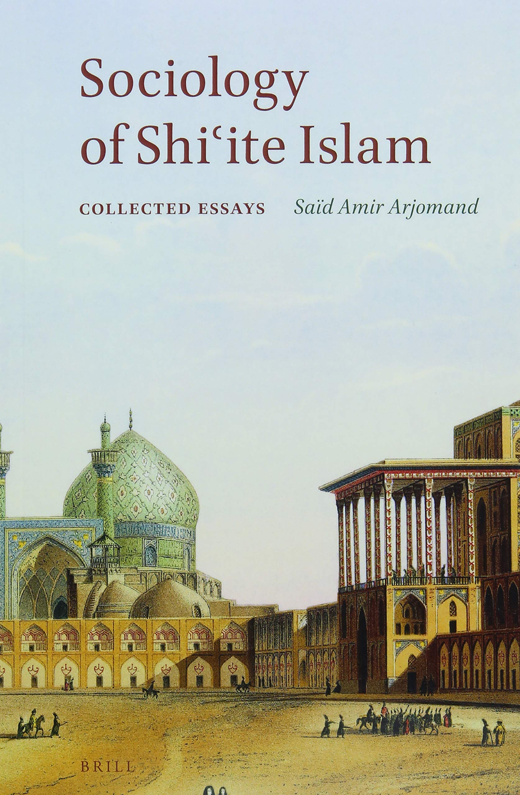 Download Sociology of Shiite Islam ebook