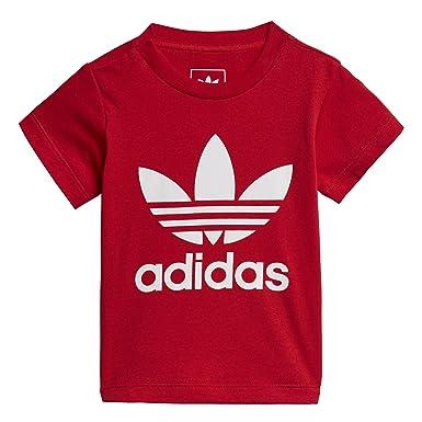 68ec5a6c5b6da adidas Originals Baby Boys Originals Trefoil Tee