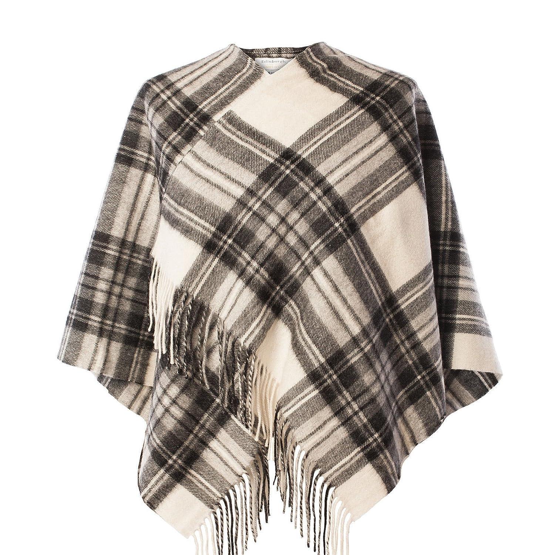 Heritage of Scotland - Poncho - Cappotto - donna
