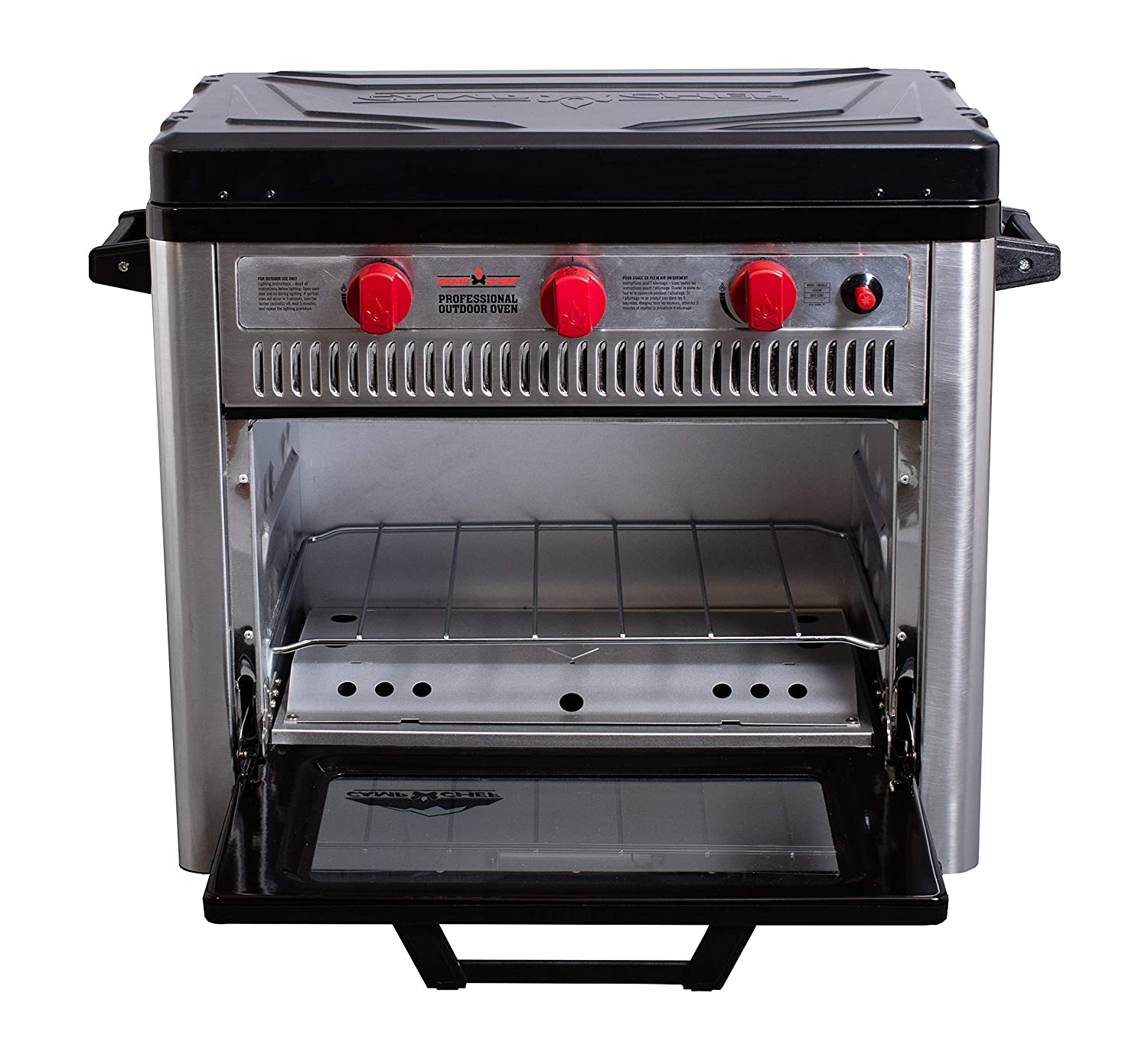Camp Chef Professional Outdoor Oven with Carry Bag and