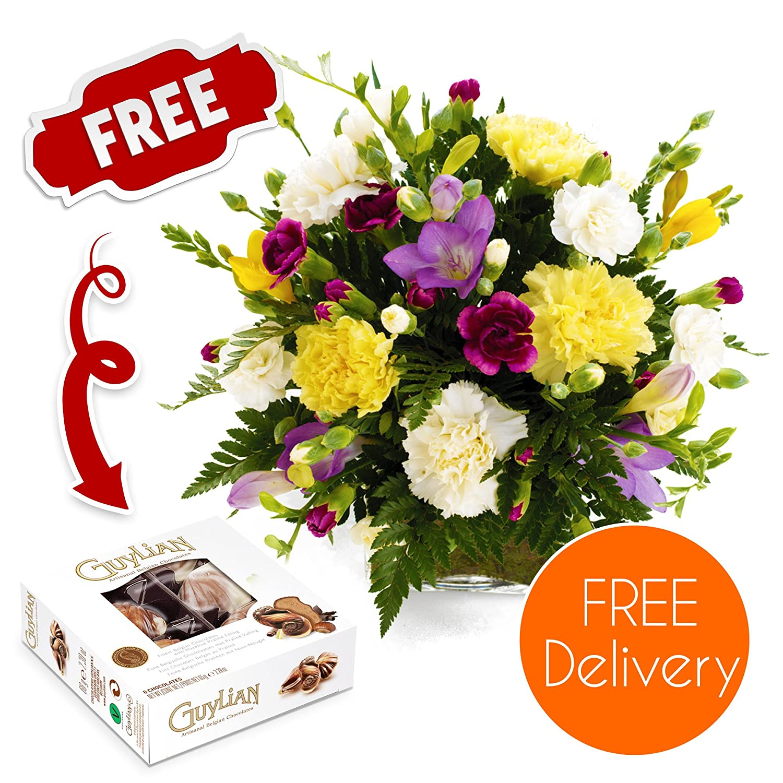 Live Flowers For Decoration Of Premises