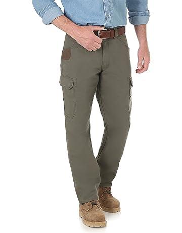 66409622f Wrangler Men's Riggs Workwear Cool Vantage Ripstop Cargo Pant