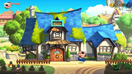Amazon.com: Monster Boy and the Cursed Kingdom - Nintendo ...