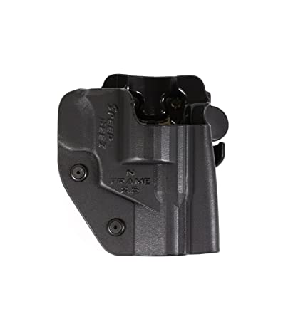 Speed Beez Outside The Waist Band S&W 625, 627, 629 Snub Nose Tactical  Revolver Holster (Fits Smith & Wesson 2 50-2 65 Inch N-Frame) IDPA and  USPSA